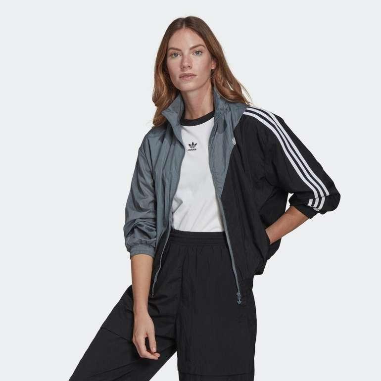 Adidas Adicolor Sliced Trefoil Originals Jacke in 2 Farben für je 30,39€ (statt 35€)