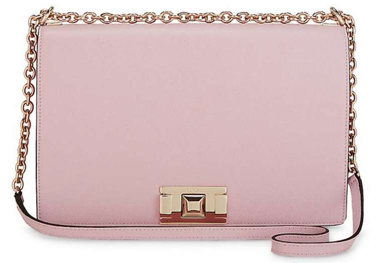 Furla Mimi'm Crossbody Tasche in rosa für 99,90€ inkl. Versand (statt 159€)