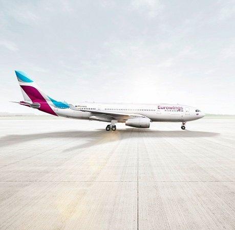 Eurowings: 20% Rabatt auf viele Flüge & Ziele in Europa
