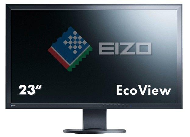 EIZO EV2316WFS3-BK 23 Zoll Full-HD Monitor für 199€ inkl. VSK (statt 232€)