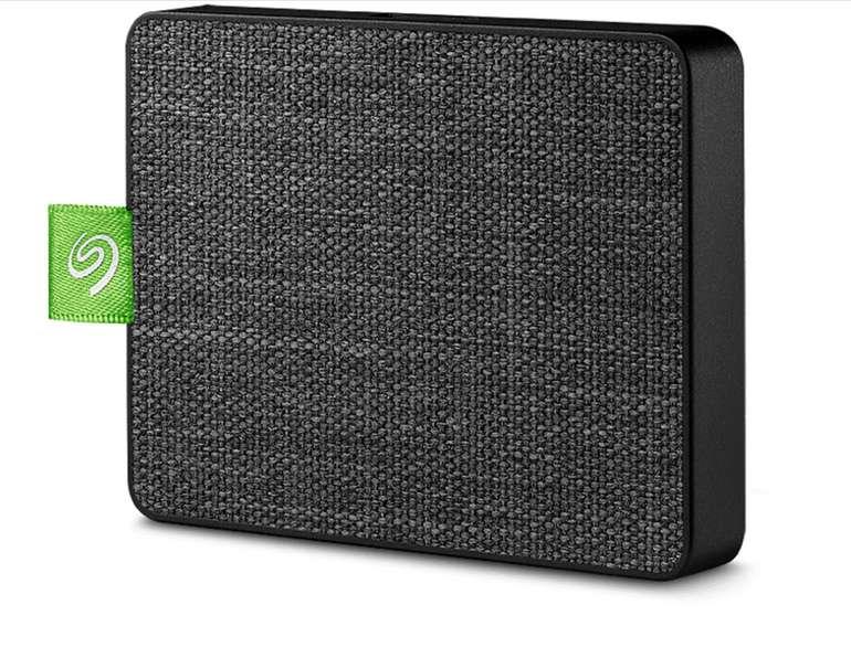 Seagate STJW500401 500GB ULTRATOUCH SSD Festplatte für 59€ inkl. Versand (statt 81€)