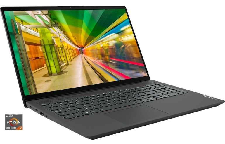 Lenovo IdeaPad 5 mit 15,6 Zoll (AMD Ryzen 7, 16GB RAM, 512GB SSD, no OS) für 669€ inkl. Versand (statt 719€)