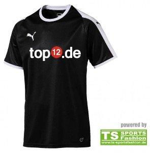 Top12 mit Puma Fußballklamotten (Trikots, Hose, Stutzen usw.) ab 5,12€