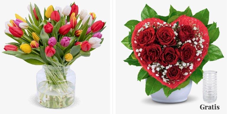 BlumeIdeal mit 20% auf alle Blumen zum Weltfrauentag