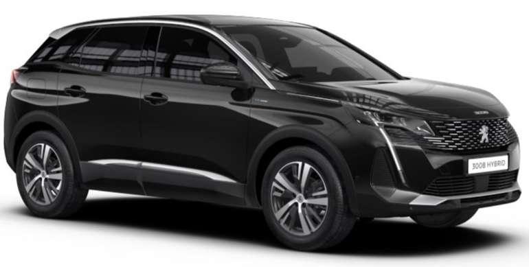 Privat-Leasing: Peugeot 3008 mit 225 PS und Hybrid-Motor für 179€ mtl. (LF: 0,40; EK: 990€; UB: 4500€)