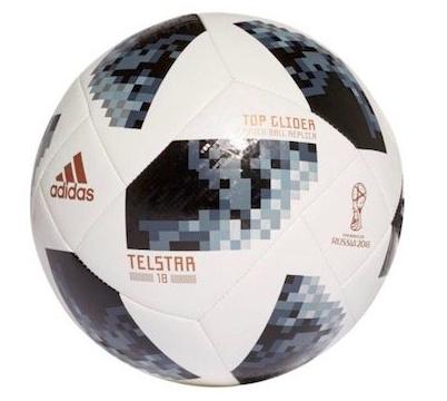 Adidas Telstar 18 Top Glider WM 2018 Fussball für 9,99€ inkl. Versand