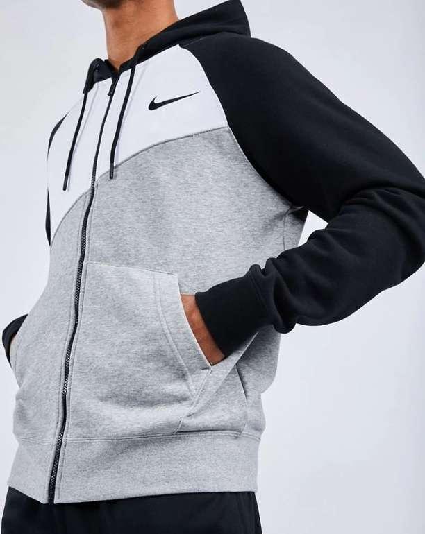 Nike Swoosh Kapuzenjacke bzw. Hoody für 29,99€ (statt 59€)