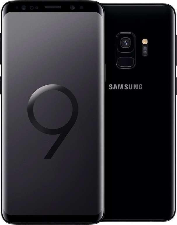 Samsung Galaxy S9 Smartphone (256GB Speicher) für 379€ inkl. Versand (statt 465€)