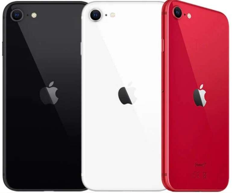 Apple iPhone SE (2020) 64GB Dual-SIM (49,99€) + winSIM Allnet Flat mit 1GB LTE für 19,99€ monatlich