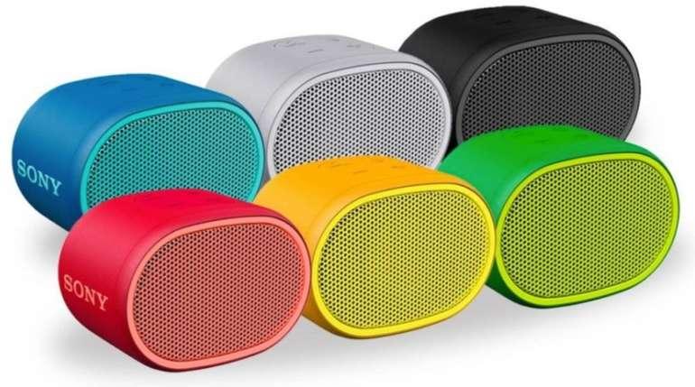 Sony SRS-XB01 - wasserfester Bluetooth Lautsprecher für 18€ inkl. Versand