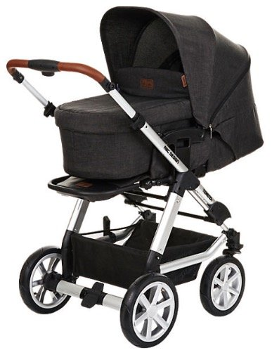 ABC Design Tereno 4 Kombi-Kinderwagen für 362,94€ inkl. Versand