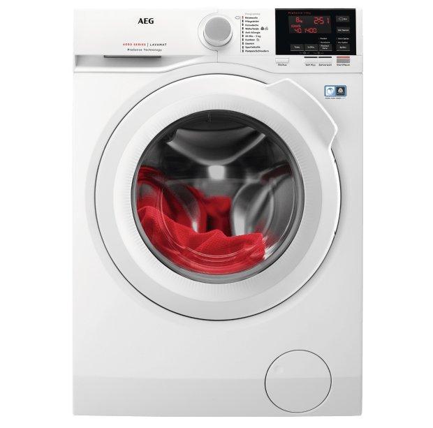 AEG L6FB62482 8kg Waschmaschine (1400 U/Min., A+++) für 399€ inkl. Versand