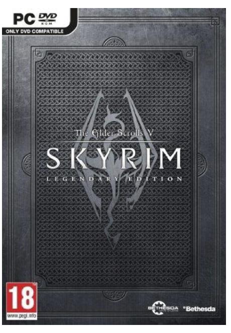 The Elder Scrolls V: Skyrim Legendary Edition (PC Download - Steam) für 5,79€