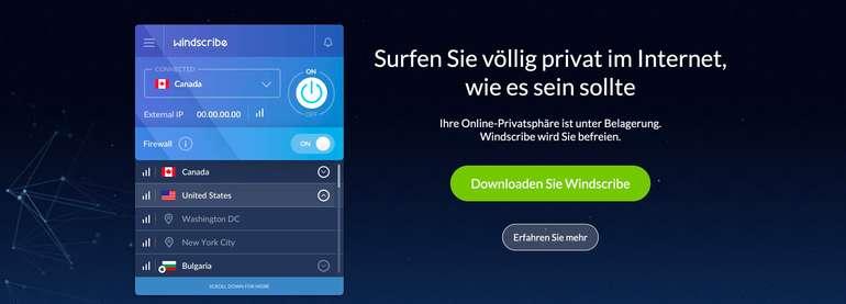 VPN Angebot
