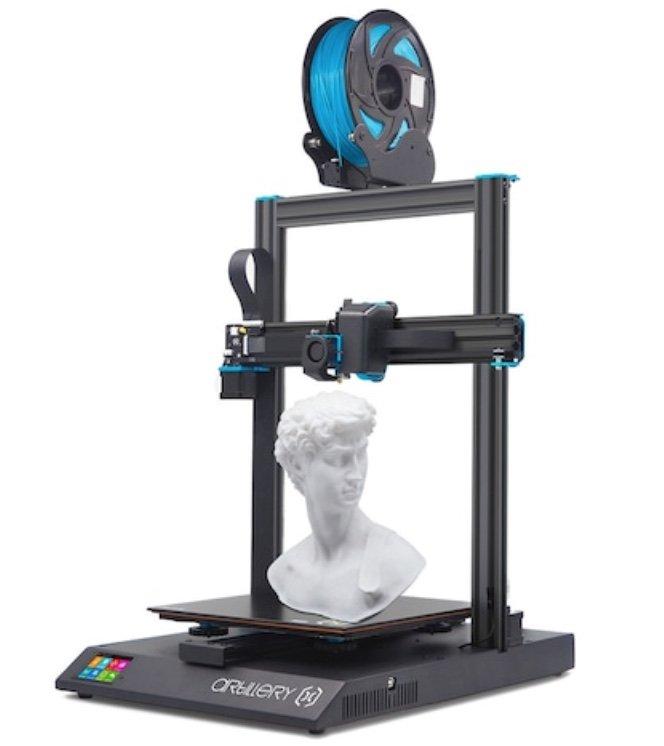 Artillery Sidewinder-X1 3D-Drucker mit TFT-Touchdisplay für 327,09€ inkl. Versand (statt 399€)