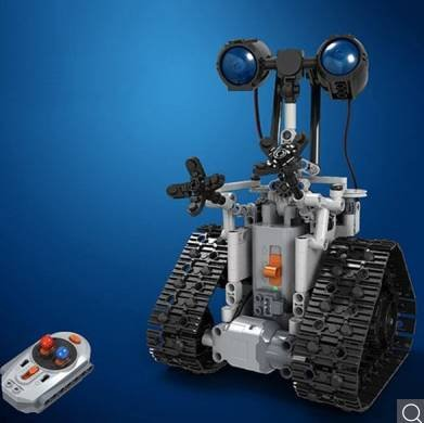 DIY Remote Control Robot Assembled Building Blocks KIT für 35,40€ inkl. Versand