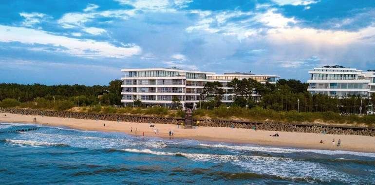 Mielno Polen: Ab 2 Nächte im Luxusapartment Dune Resort Mielno inkl. Wellness und viel mehr ab 69€ pro Person