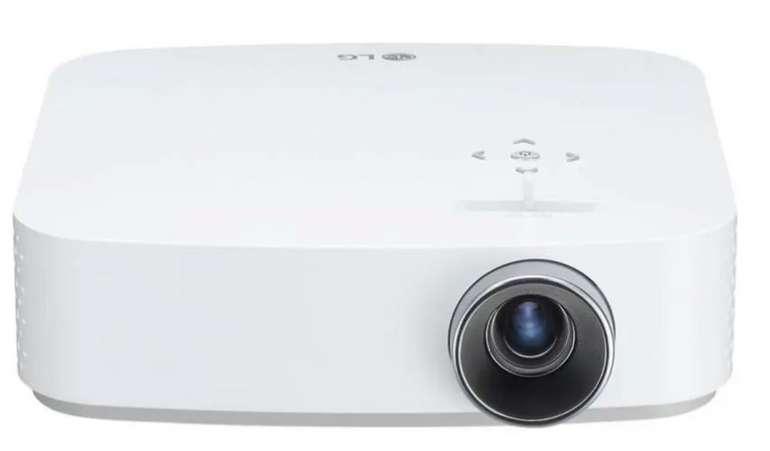 LG PF50KS mobiler DLP-Projektor mit 600 Lumen für 369€inkl. Versand (statt 439€)