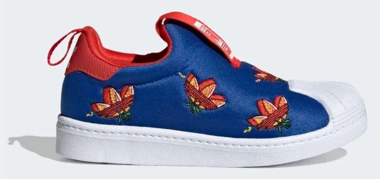 Adidas Kids Unisex Superstar 360 Schuh in 2 Farben für je 28,05€ (statt 45€) - Creators Club!