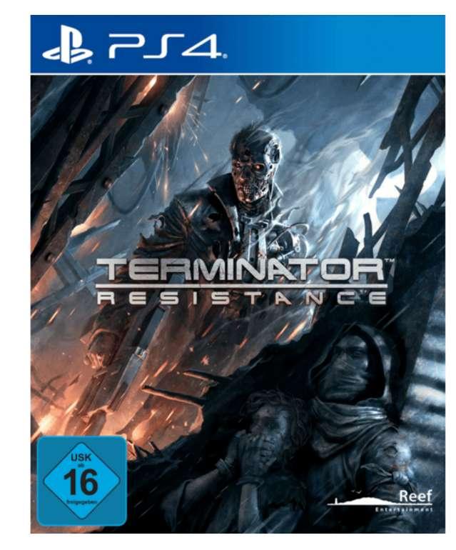Verschiedene Spiele für die Playstation 4 bei Saturn und Media Markt z.B Terminator: Resistance für 21,98€ inkl. Versand