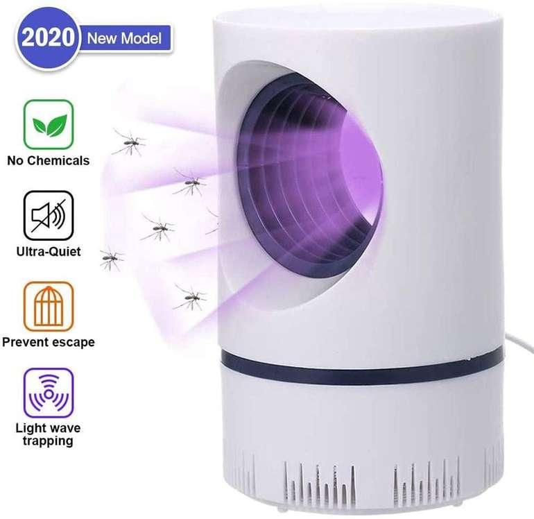 Lixada Mückenlampe für 10€ inkl. Versand (statt 24€)