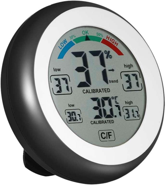 Fesjoy Thermo- bzw. Hygrometer für 6,99€ inkl. Versand (statt 14€)