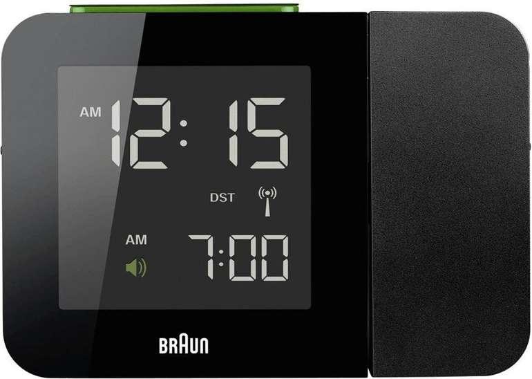 Braun digitaler Funk-Projektionswecker (BNC015BKEU-RC) für 26,99€ inkl. VSK (statt 45€)