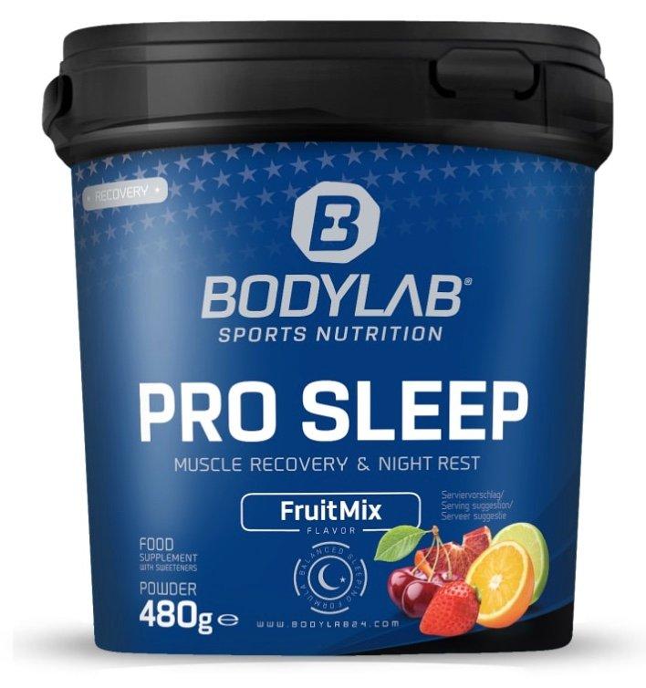 20% Rabatt auf ausgewählte Bodylab24 Relax & Recover Produkte - z.B. Pro Sleep - Muscle Recovery & Night Rest für 18,49€