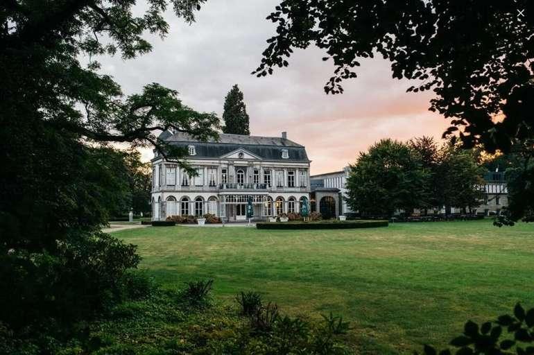 Maastricht: 3* Hotel Buitenplaats Vaeshartelt für 49,00€ pro Person im DZ mit Parkplatz / Juli - September