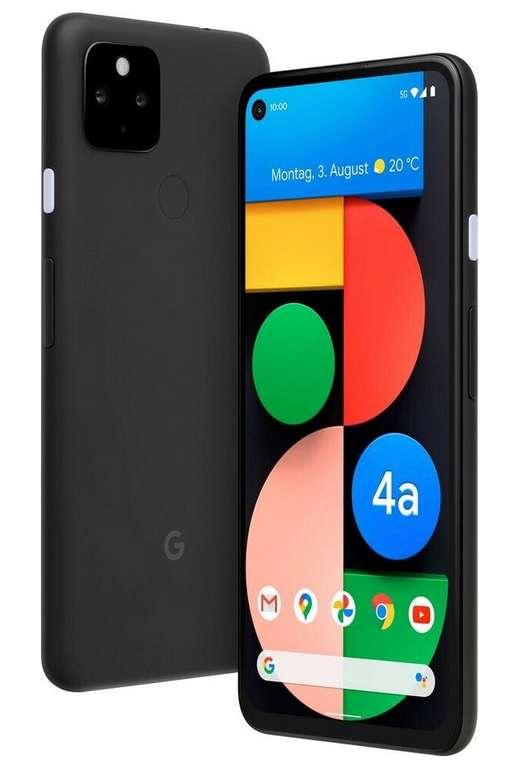 Google Pixel 4a Smartphone 5G (149€) + Otelo Go Allnet Flat mit 5GB LTE für 14,99€ mtl.