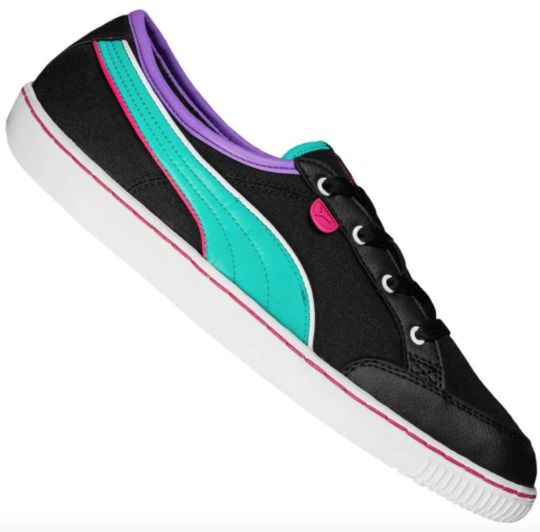 Puma Svila Canvas Damen Low Sneaker für 20,94€ inkl. Versand (statt 35€)