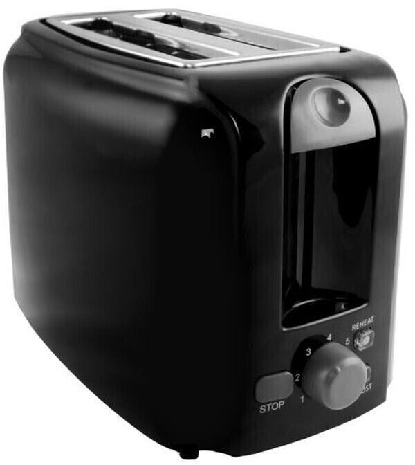 Exquisit TA 3101 2-Scheiben Toaster für 28€ (statt 38€)