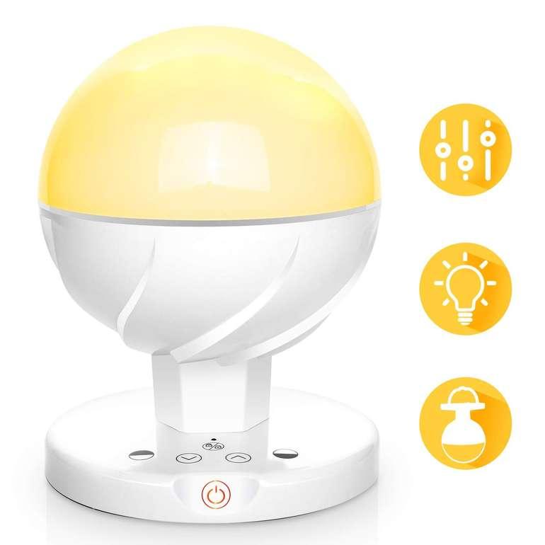 Elepowstar Produkte bei Amazon günstiger, z.B. dimmbares LED Nachtlicht für 7,60€ (Prime)