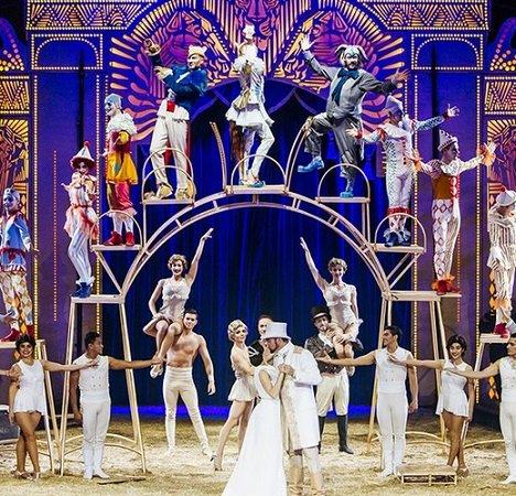 Tickets: Circus Krone Mandana - Deutschland Tour 2019, z.B. 31,35€ (statt 57€)