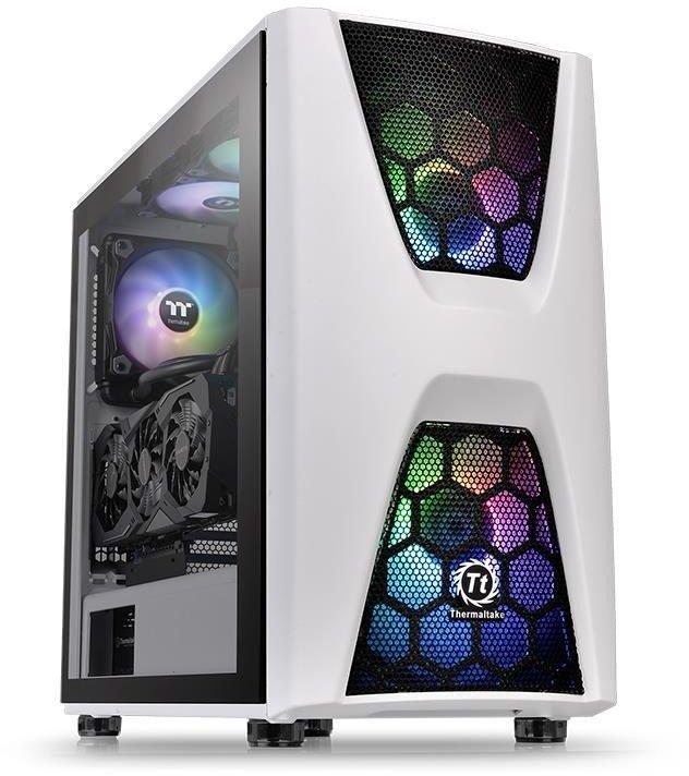 Thermaltake Gehäuse Commander C34 TG Snow ARGB White für 86,69€ inkl. Versand (statt 102€)