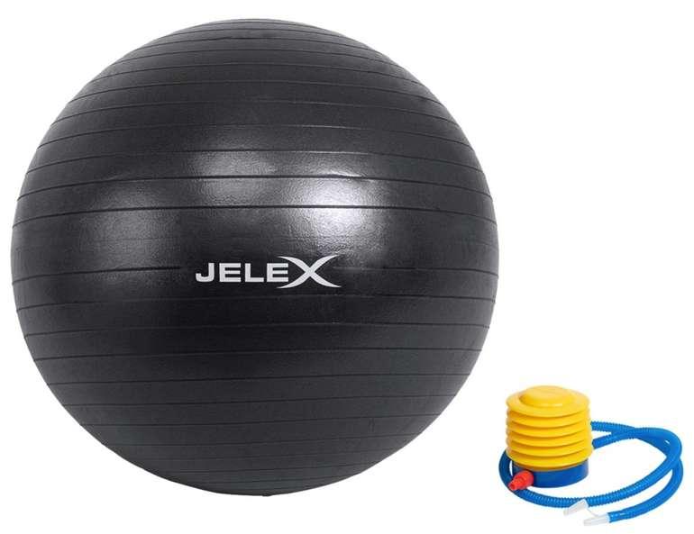 Jelex Fitness Yogaball inkl. Pumpe für 16,07€ inkl. Versand (statt 23€)