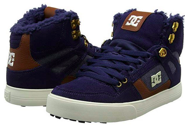 DC Shoes Herren Spartan High WC Wnt Sneaker für 55,18€ (statt 69€)