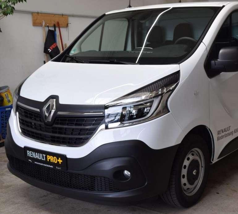 Gewerbeleasing: Renault Trafic Komfort dCi 120 L1H1 (2,8t, 120 PS) für 66,50€ netto mtl. (LF: 0,24)