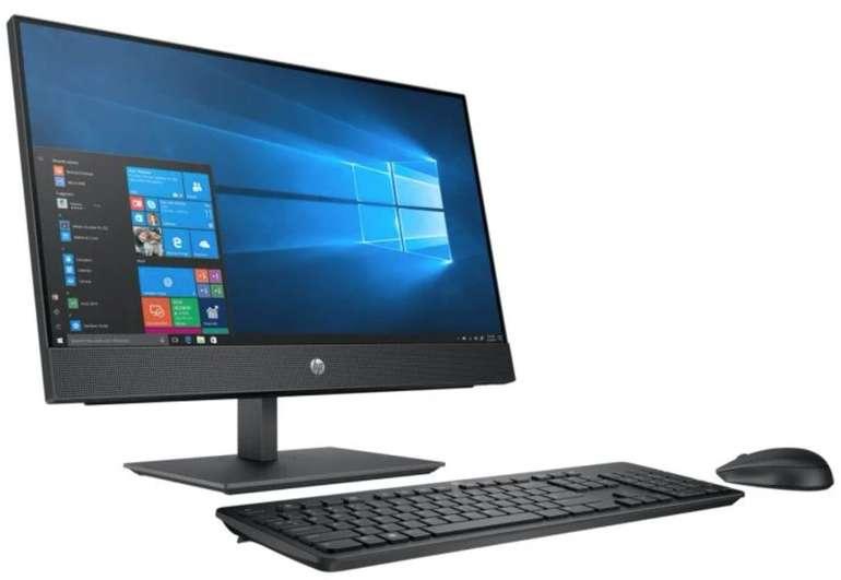 """HP ProOne 440 G5 All-in-One-PC (7EM66EA) - 23,8"""", Core i7-9700T, 16GB RAM, 512GB SSD, Win10 Pro für 799€"""