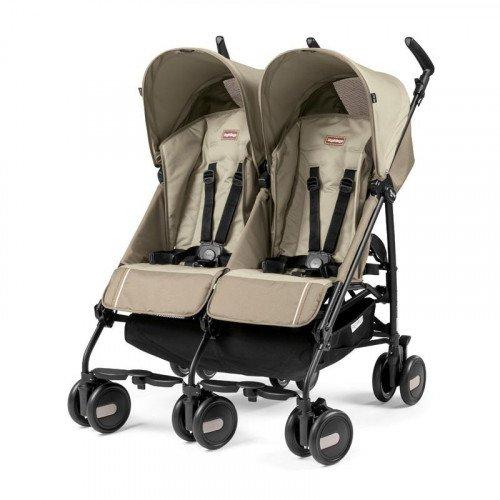 Peg Perego Pliko Mini Twin Zwillingsbuggy für 230,39€ (statt 270€)
