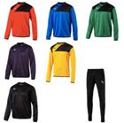 Puma Esquadra Herren & Kinder Training Sweatshirts + Fitness Pants für je 12,12€