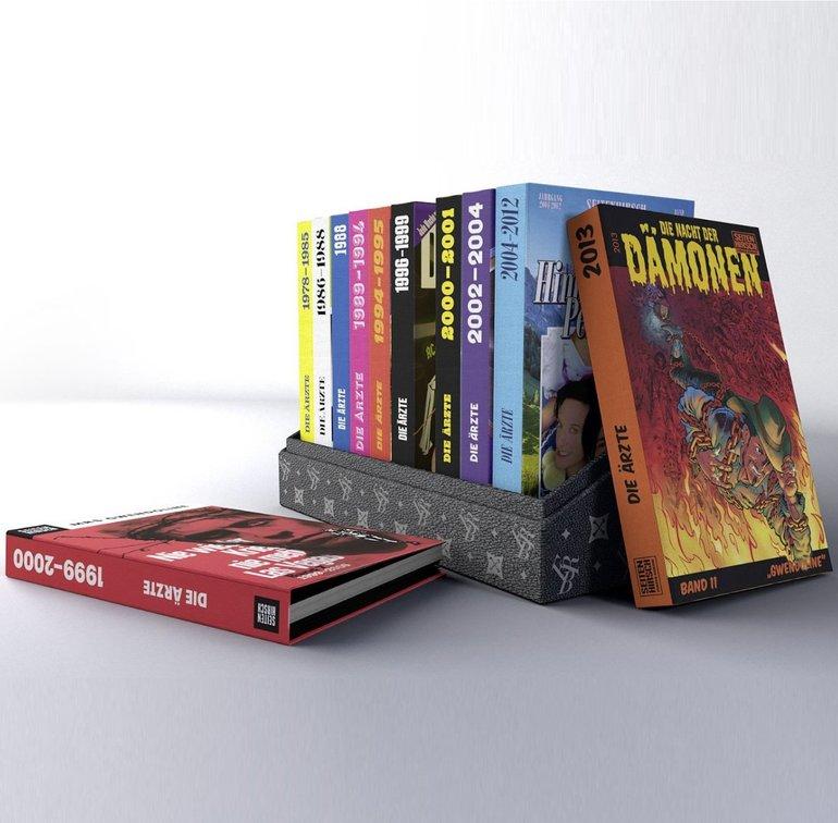 Die Ärzte - Seitenhirsch (Deluxe Box Set) für 193,99€ inkl. VSK