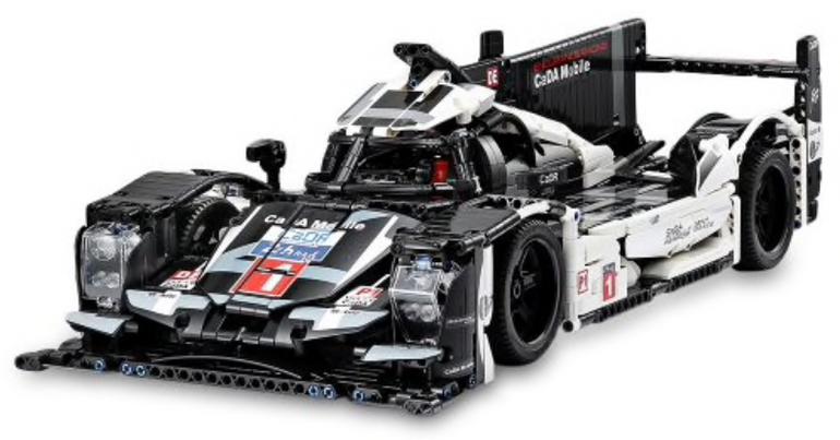 """CaDA Montage Rennwagen """"Modell 919 Porsche"""" für 51,30€ inkl. Versand"""