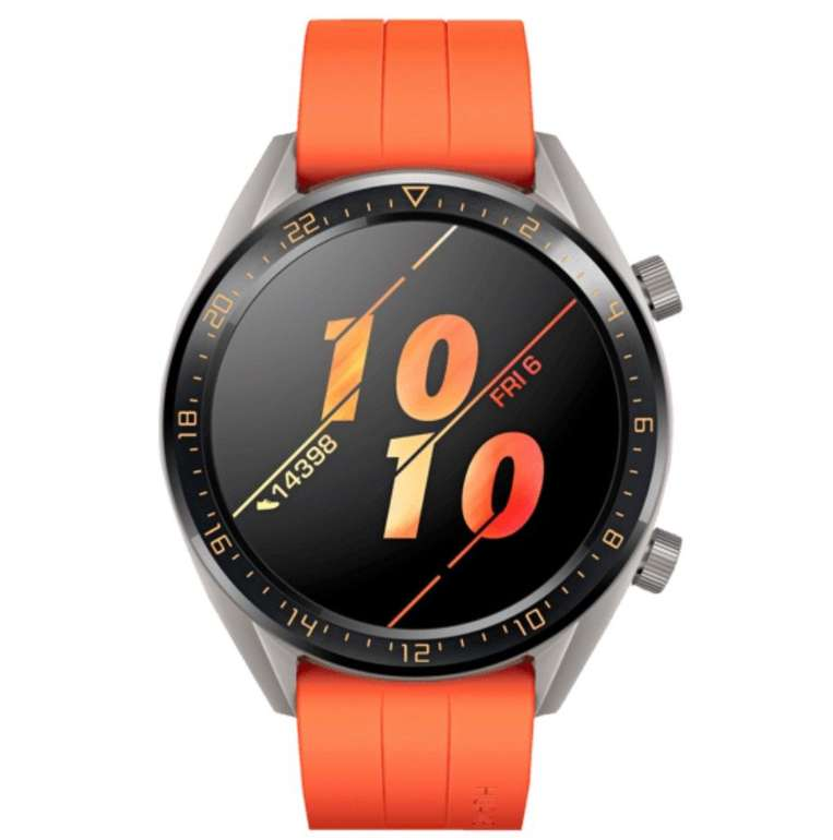 Saturn Wearables Late Night Shopping - z.B. Huawei Watch GT Active ab 109€ (statt 123€)