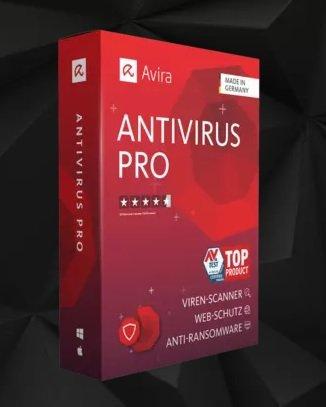 Avira Antivirus Pro Jahreslizenz für 1€ mit 30-tägiger Geld-zurück-Garantie (statt 35€)