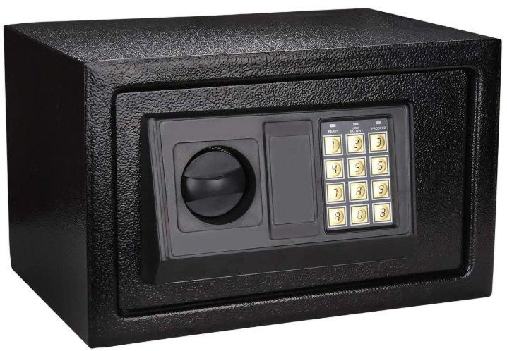 Hengda Tresor/Elektronischer Safe (31x20x20cm) für 23,09€ inkl. Primeversand (statt 31€)