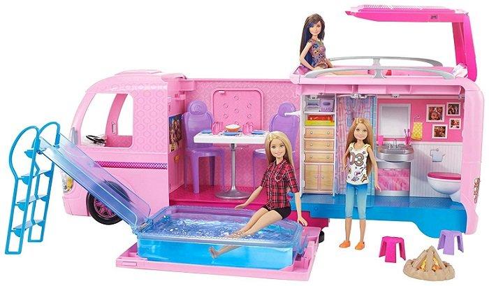Barbie Super Abenteuer-Camper (FBR34) für 63,19€ inkl. VSK (statt 78€)