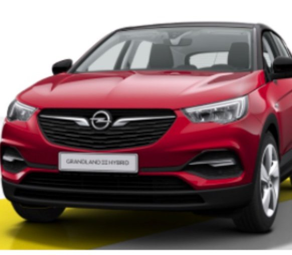 Privat Leasing: Opel Grandland X Hybrid mit 224 PS (konfigurierbar) für 116€ monatlich (BAFA, LF: 0,27)