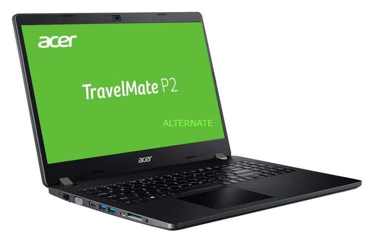 Acer TravelMate P2 (TMP215-41-R9C9) Notebook mit 15,6 Zoll (Ryzen 3 Pro, 256 GB, ohne Betriebssystem) für 455,99€