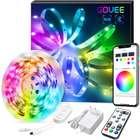 Govee 5m Bluetooth RGB LED Lightstrip mit App-Steuerung für 16,07€ inkl. Prime Versand